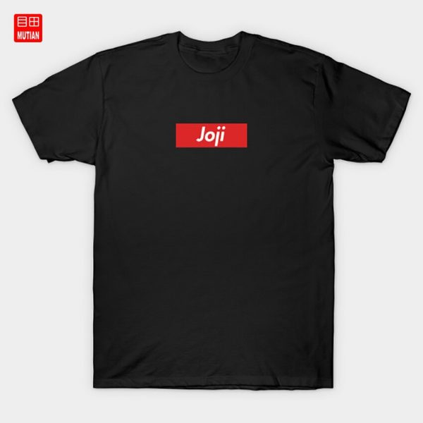 Joji White FGY T-shirt Gift Red Merch Text Note Trap