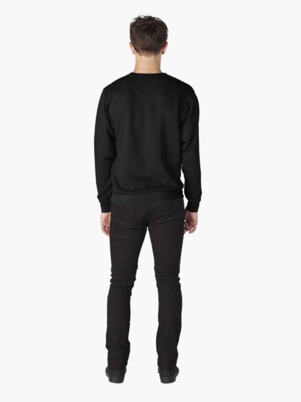 Male joji black sweatshirt